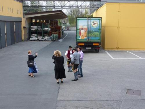 Auerbräubesichtigung Rosenheim (16.04.10)