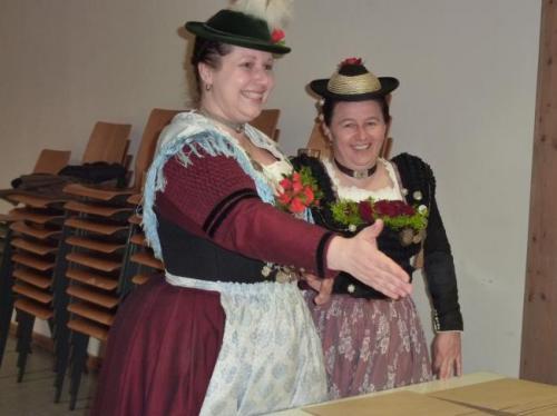 Gaufrühjahrsversammlung Inngau Trachtenverband (21.03.10)