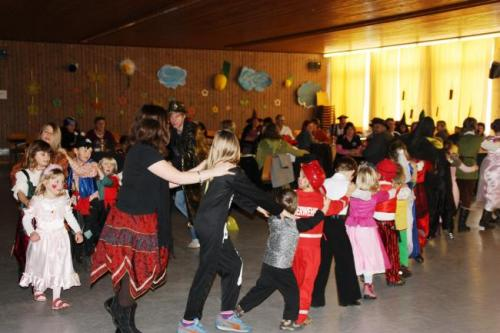 Kinderfasching Vogtareuth (31.01.10)