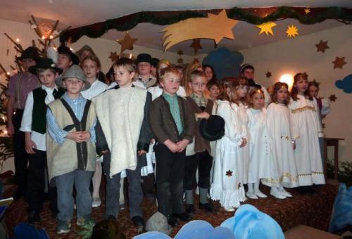 Nikolausfeier am 12.12.09
