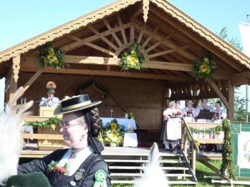 Trachtenfest Amerang (26.07.09)
